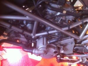 Circuit électrique Monster S4 Ducati